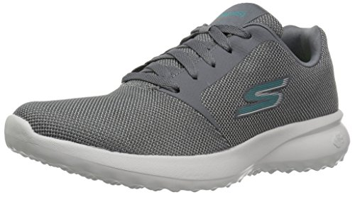 Entrenadores Go Oscuro The Skechers City Mujer 0 3 Optimize para Gris On agxUwZ0