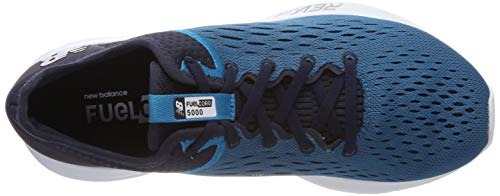 Balance Blue Running blue New Bleu Fuel 5000 Core black black Homme zaandw1q