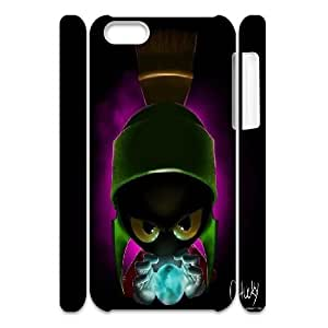 iPhone 5C Case, DDdiy Marvin the Martian Custom 3D Case for iPhone 5C
