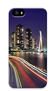 City Lights Tokyo Hard Plastic Case for iPhone 5/5S