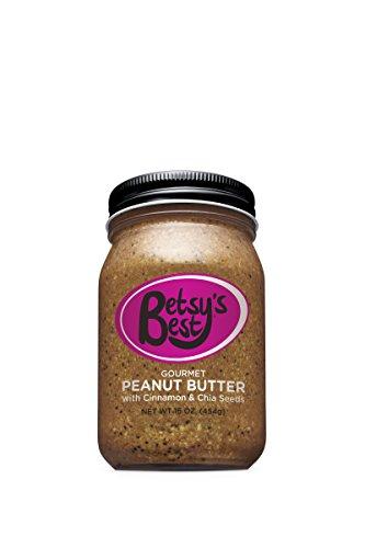 Betsy's Best Gourmet Peanut Butter