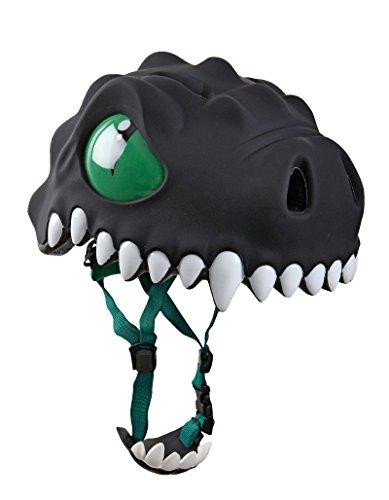 Crazy Safety Prem Black Dragon Helmet