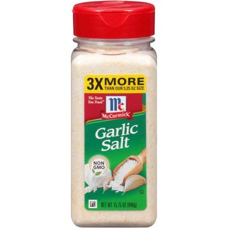 McCormick Garlic Salt (Pack of 14)
