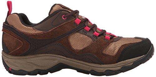 Chaussures Merrell Marron Waterproof Randonnée Foncé Femmes Kimsey tqrqRUO