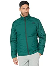 The North Face Men's Junction Insulated Jacket, Ponderosa Green, M