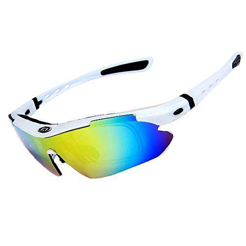 8555a64252717 OBAOLAY physical education Sports Cycling sunglasses Men s Women s UV  Protection Polarized Glasses Fishing Golf Baseball Men s