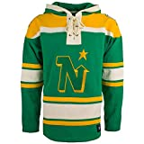 Minnesota North Stars NHL '47 Heavyweight Jersey Lacer Hoodie - Green