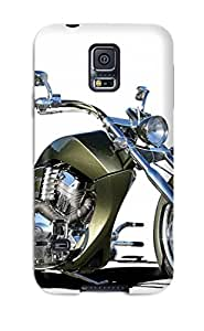 New Tpu Hard Case Premium Galaxy S5 Skin Case Cover(motorcycle Vehicles Cars Other)