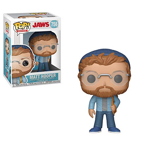 Funko Pop! Movies: Jaws - Matt Hooper