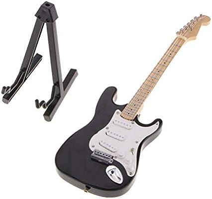 SM SunniMix Modelo de Guitarra Eléctrica de Madera de 1 Pieza en ...