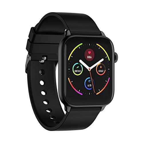 Smart Horloge,1.3 inch Touchscreen Smartwatch, Fitness Trackers Met Hartslagmeter, Waterdicht IP68 Fitness Tracker…