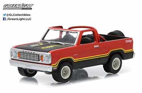 1978 DODGE RAMCHARGER (Orange) * All-Terrain Series 1 * 2015 Greenlight Collectibles 1:64 Scale Die-Cast Vehicle