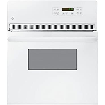 GE JRP20WJWW Electric Single Wall Oven