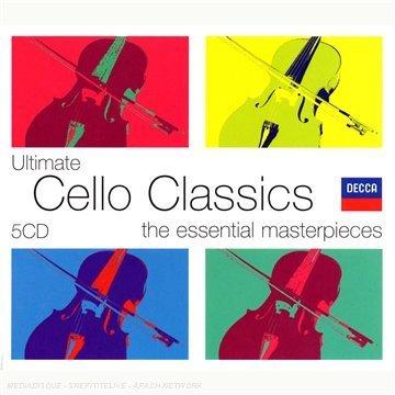 Ultimate Cello [5 CD] ()