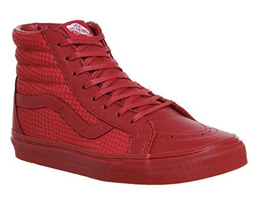 Vans Zapatillas abotinadas Sk8-Hi Reissue Rojo Oscuro EU 39 (US 7)