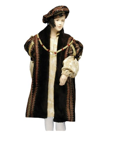 Boy's Renaissance Prince Theater Costume, Small