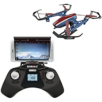 "Force1 U28W Peregrine"" VR Ready WiFi FPV Drone for Kids + Adults w/ SD Card for Camera Drone for Beginners"