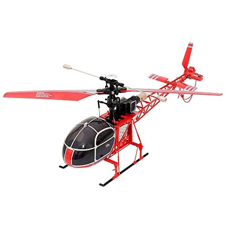 Hitec WL TOYS 2.4GHz 4ch V915 RTF 레드 키트 RC 헬기