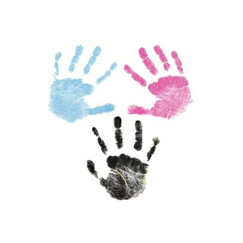 Blue Proudbody My Little Prints Baby-Safe Ink Pad