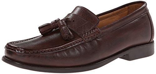 Giorgio Brutini Men's Fletch Slip-On Loafer,Dark Brown,7.5 M US