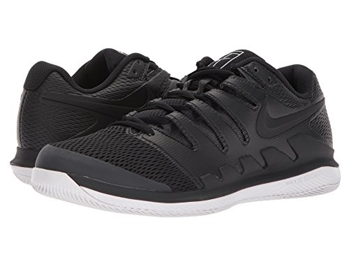 [NIKE(ナイキ)] メンズランニングシューズ?スニーカー?靴 Air Zoom Vapor X Black/Black/Vast Grey/Anthracite 11 (29cm) D - Medium