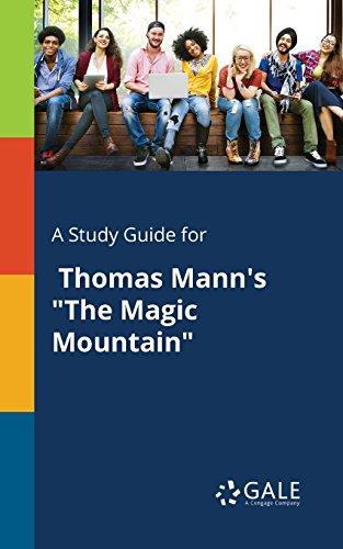 The Magic Mountain Ebook