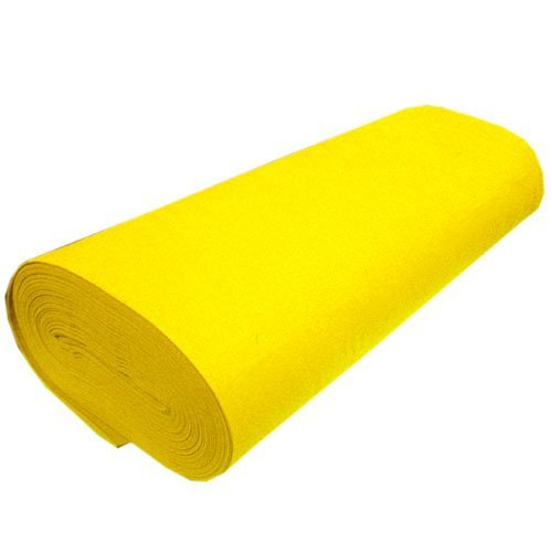 Neon Yellow Acrylic Craft Felt - 72