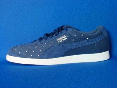 Größe Sneaker Rivet Blau Puma Flipper 40 Swarovski v1ZX7qR
