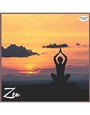 Zen Calendar 2022: 16 Month Squire Calendar 2022
