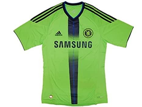 c39cc296b2811 ... Deportes y aire libre. Adidas CFC 3 JSY Chelsea FC - Camiseta Third  fútbol hombre verde