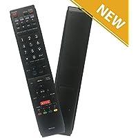 Aurabeam Sharp Aquos GB004WJSA TV Remote Control for Sharp Televisions