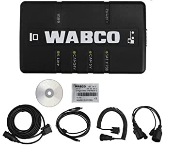 obd2scannershop WABCO DIAGNOSTIC KIT (WDI) WABCO Trailer and