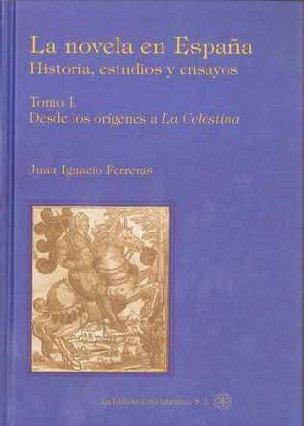 Novela en España, la I - historia, estudios y ensayos: Amazon.es ...