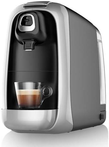 Sirge CREMY Macchina per Caffè Espresso e altre Bevande a Capsule Nespresso con pompa Italiana da 20 bar 1140W