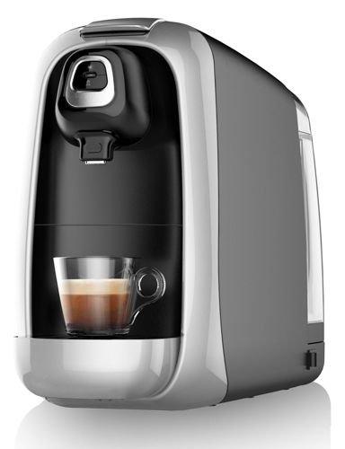 Sirge - Cremy máquina para café espresso y otras bebidas a Cápsulas Nespresso con bomba italiana de 20 Bar y caldera rápido 1140 W - Máquina de café ...