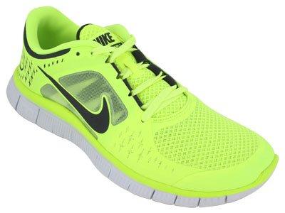 Nike Free Run+ 3 Mens Running Shoes
