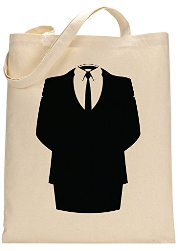 Anonymous Custom Made Tote Bag