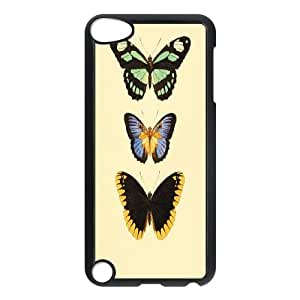 Butterfly Flexible TPU Gel Case FOR Ipod Touch 5 TPUKO-Q752148