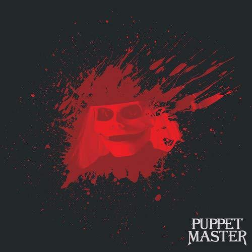 Vinilo : Richard Band - Puppet Master (White, Black, Limited Edition)