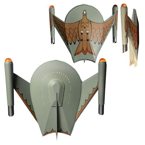 独特の上品 Star [並行輸入品] Trek: The Original Series Original of Romulan Bird of Prey Electronic Starship [並行輸入品] B01JYSWDPS, 美方郡:1cfb46b2 --- mrplusfm.net