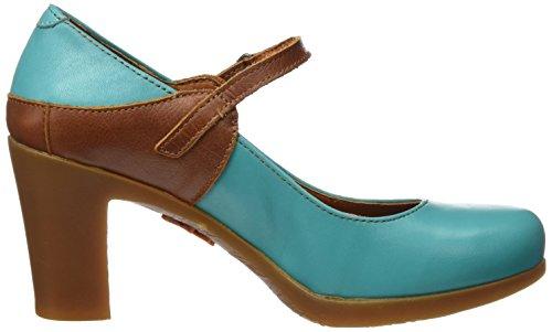 ART 0297 Star Rio, Zapatos de Tacón con Punta Cerrada para Mujer Varios colores (Aquatic)