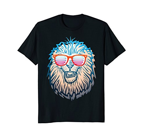 Cool Lion With Sunglasses - Wear What Sunglasses Who
