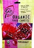 Go Naturally Organic Hard Candy Organic Pomegranate Gluten Free Hard Candies, Bags, 3.5 oz