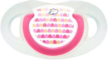 B/éb/é Confort Sucette Maternity Dental Safe en Latex Coloris Mixes Little Valleys 0-6 Mois 2 Pi/èces