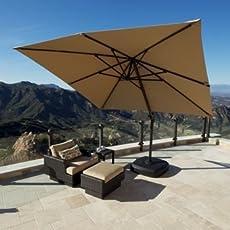Best Cantilever Umbrellas Cantilever Umbrella Reviews Offset