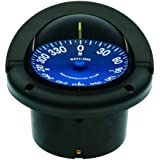 Ritchie SS-1002 Navigation Supersport Compass 3 3/4-Inch Dial with Flush Mount (Black)