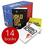 james bond vintage - The Complete James Bond Collection 14 Books In Slipcase