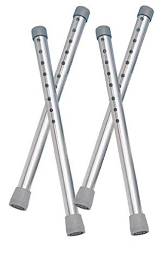 Drive Medical Walker Tall Extension Legs, - Extension Walker