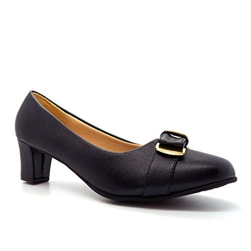 London Footwear , Sandales Compensées femme