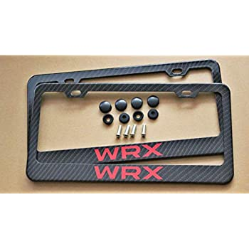 Perrin ASM-BDY-500 Plastic License Plate Frame